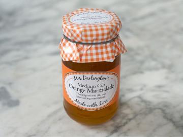 Mrs Darlington's Medium Cut Orange Marmalade (340g)