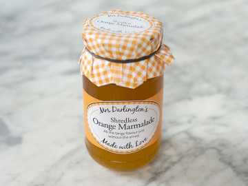 Mrs Darlington's Shredless Orange Marmalade (340g)