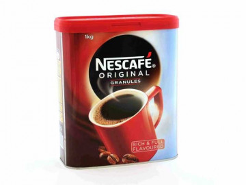 Nescafe Coffee Tin (1kg)