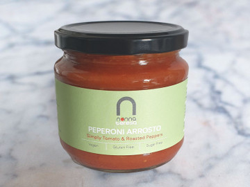 Nonna Teresa Peperoni Arrosto Tomato and Roasted Peppers Sauce (340g)