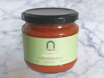 Nonna Teresa Pizzaiola Tomato and Capers Sauce (340g)