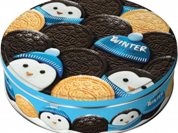 Oreo Biscuit Tin (350g)