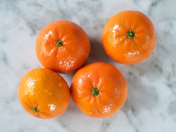 Pack of Satsumas 1 x 4 (25p each)