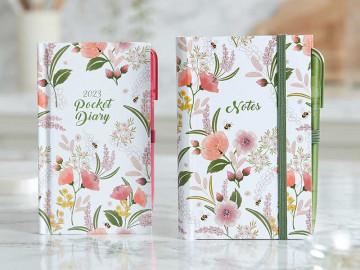 Pocket Diary Set