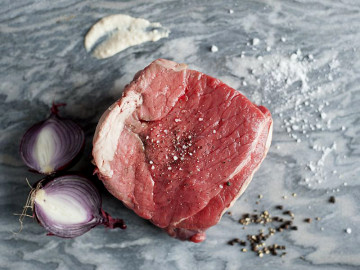 Cheshire Beef Prime Topside Joint (approx 1kg)