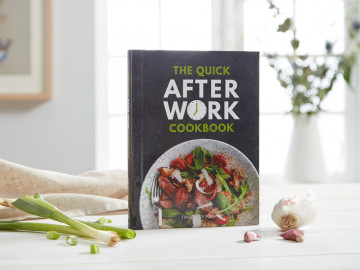 Quick After Work Cookbook