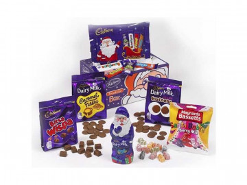 Santa's Bitesize Selection Box