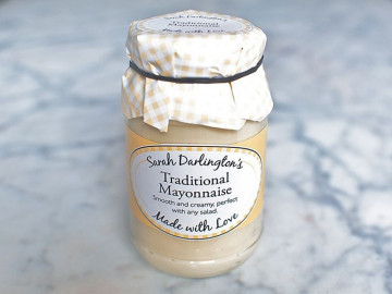 Sarah Darlington's Traditional Mayonnaise (250g)