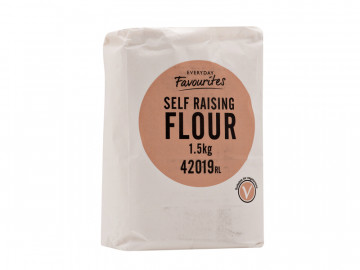 Everyday Favourites Self Raising Flour 1.5kg