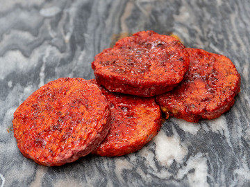 Spicy Chilli Beef Burgers x 4 (116g Each)