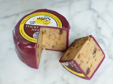 Sticky Toffee Heaven Cheese Truckle (200g)