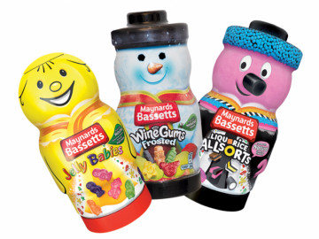 Three Novelty Jars Special Offer Pack