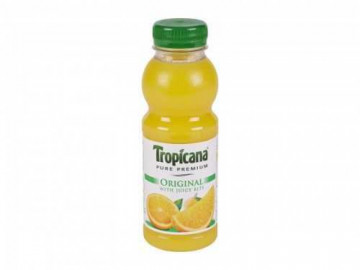 Tropicana Original Orange Juice (Bottle / 300ml)