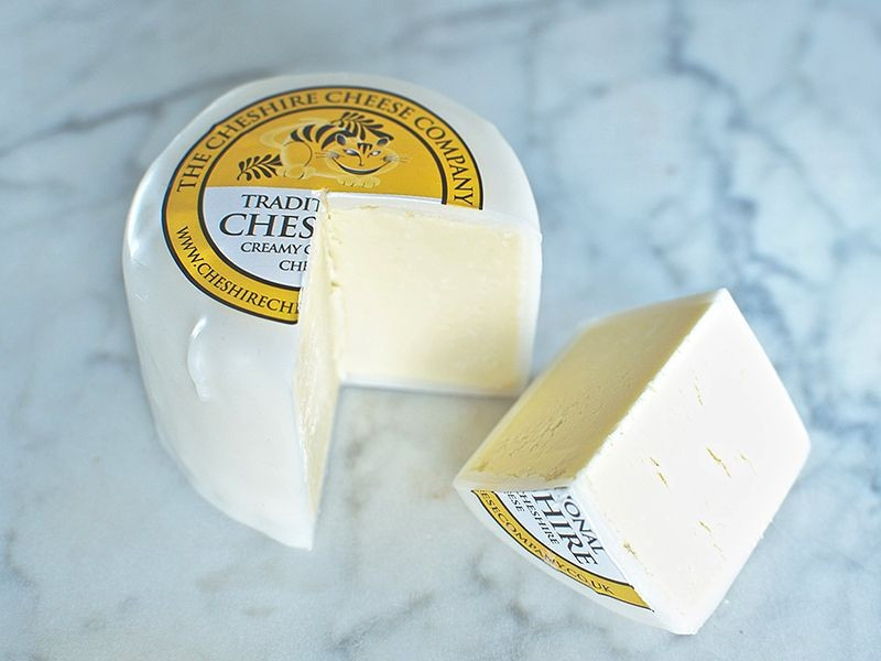 Traditional Cheshire Cheese Truckle (200g)