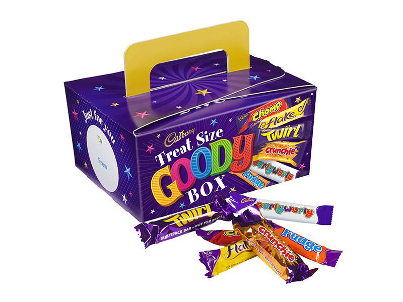 Treatsize Goody Box