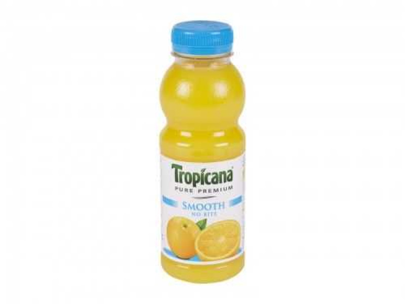 Tropicana Smooth Orange Juice (Bottle / 330ml)