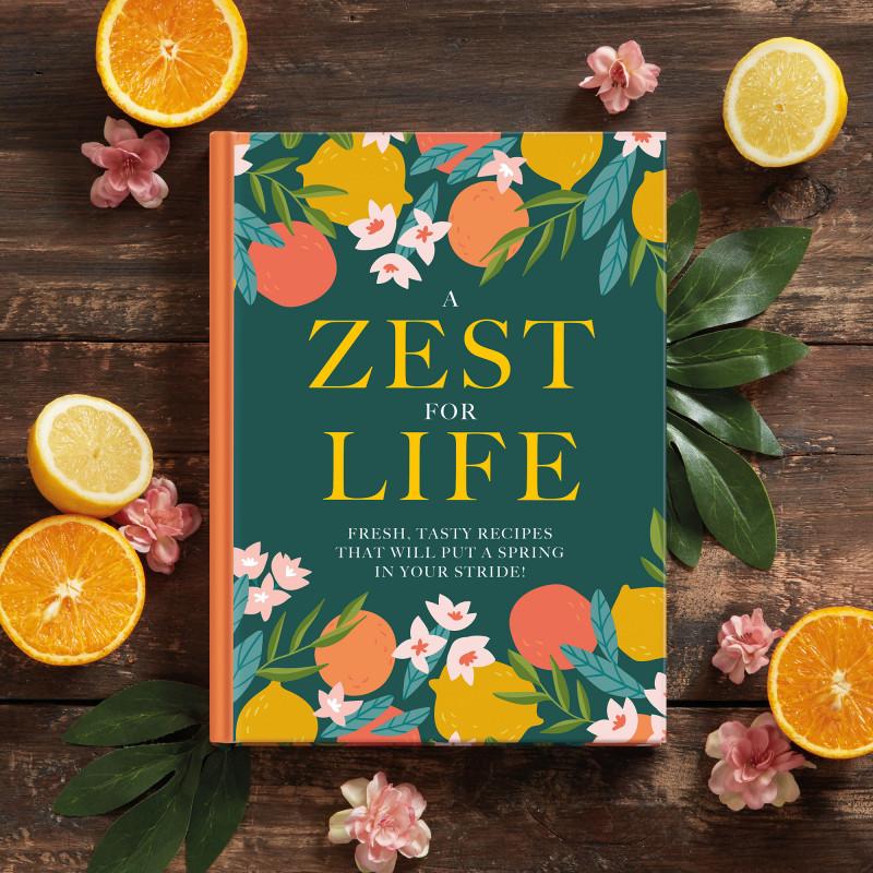 Zest for Life! Cookbook